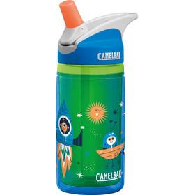 CamelBak Eddy Insulated Kindertrinkflasche 400ml lue Rockets